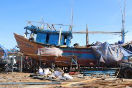 Bộ Nông nghiệp và Phát triển nông thôn sẽ kiểm tra thực tế việc ngư dân tự hoán cải tàu cá