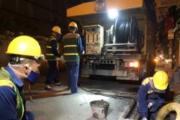 Vụ cháy tại Công ty Rạng Đông: Vận chuyển hơn 50 tấn phế thải đi xử lý