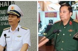 Thủ tướng bổ nhiệm 2 Phó Tổng Tham mưu trưởng Quân đội nhân dân Việt Nam