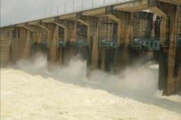 Thuỷ điện Trị An tăng lượng xả tràn lên 600 – 750 m3/s