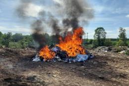 Hà Nội tiêu hủy lượng lớn hàng không rõ nguồn gốc