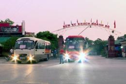 Khai trương tuyến xe buýt chở giáo viên ở hai xã vùng cao Quảng Ninh