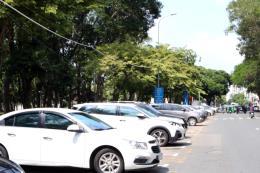 Một năm thu phí sử dụng tạm thời lòng đường – Bài 1: Giải quyết ùn ứ giao thông