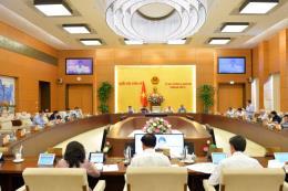 Đề nghị tách dự án Luật Đầu tư (sửa đổi) và dự án Luật Doanh nghiệp (sửa đổi)