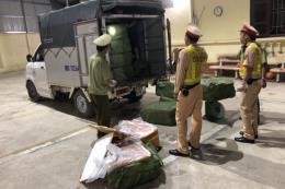 Lạng Sơn bắt giữ 2,5 tấn nội tạng lợn không rõ nguồn gốc