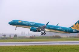 Nhiều chuyến bay của Vietnam Airlines bay sớm hơn lịch trình do ảnh hưởng bão