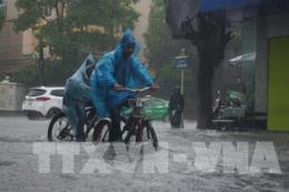 Dự báo thời tiết ngày mai 15/10: Bắc Bộ và Trung Bộ mưa lớn diện rộng