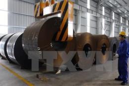 Bộ Tài chính đề xuất chưa tăng thuế nhập khẩu mặt hàng thép cuộn cán nóng