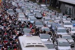 Phát triển giao thông công cộng: Vẫn