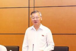 Quyết nghị cho thôi làm nhiệm vụ đại biểu Quốc hội khóa XIV đối với ông Hồ Văn Năm