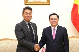 Phó Thủ tướng Vương Đình Huệ: Tiêu chuẩn hoá thanh toán qua mã QR