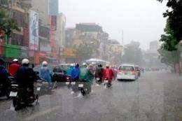 Dự báo thời tiết hôm nay 2/10: Bắc Bộ ngày nằng, Nam Bộ mưa dông