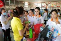 Hà Nội đưa hàng Việt đến vùng sâu, khu công nghiệp và khu chế xuất