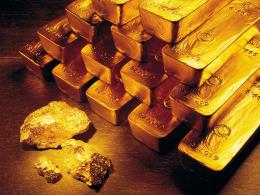 Giá vàng có một tuần khởi sắc do căng thẳng ở Trung Đông
