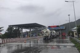 Từ 27/9, điều chỉnh mức thu phí qua trạm Bắc Hải Vân (Thừa Thiên Huế)
