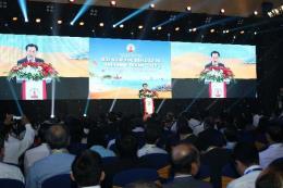 Phó Thủ tướng Trương Hòa Bình dự Hội nghị xúc tiến đầu tư tỉnh Bình Thuận