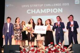 Ý tưởng thương hiệu túi xách Made In Vietnam thắng lớn giải khởi nghiệp USC