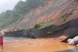 Phê duyệt chủ trương đầu tư Dự án khẩn cấp xử lý sự cố sạt lở đất tại huyện Kỳ Sơn