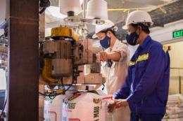 Nhà máy Đạm Cà Mau vận hành trở lại sau đợt bảo dưỡng tổng thể năm 2019
