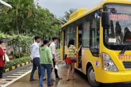 Vận hành tuyến xe buýt thân thiện môi trường kết nối Bình Dương với Bình Phước