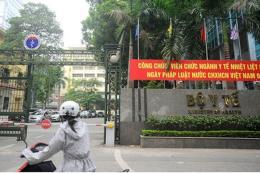 Thanh tra một số lĩnh vực thuộc Bộ Y tế và Bảo hiểm xã hội Việt Nam
