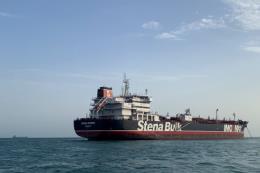 Anh tiếp tục kêu gọi Iran ngay lập tức thả tàu Stena Impero