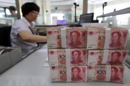 Trung Quốc hạ tỷ lệ dự trữ bắt buộc từ ngày 6/1