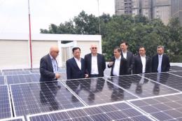Bình Dương làm điện mặt trời áp mái tại khu công nghiệp và đô thị