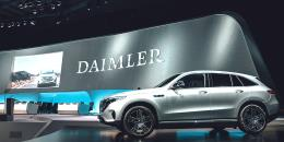Đức: Daimler bị phạt gần 1 tỷ USD do vi phạm các quy định về khí thải