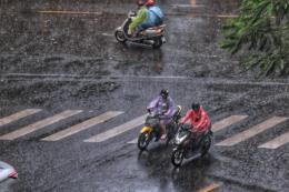 Dự báo thời tiết ngày mai 3/10: Bắc Bộ mưa về đêm và sáng sớm