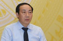 Xóa tư cách nguyên Thứ trưởng Bộ trưởng Bộ Giao thông vận tải của ông Nguyễn Hồng Trường