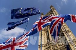 EU nhất trí việc lùi thời điểm Brexit sau ngày 31/10