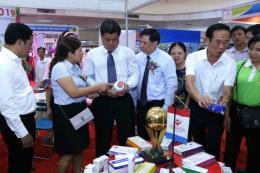Khai mạc Hội chợ triển lãm nông nghiệp quốc tế lần thứ 19