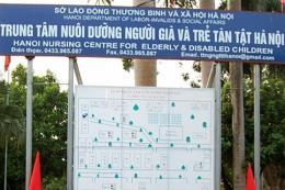 Chủ tịch Hà Nội yêu cầu làm rõ nghi vấn ăn chặn hàng từ thiện ở trung tâm nhân đạo