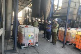Bắc Giang tiêu hủy hơn 11 nghìn lít xăng kém chất lượng