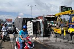 9 tháng, cả nước xảy ra 12.675 vụ tai nạn giao thông