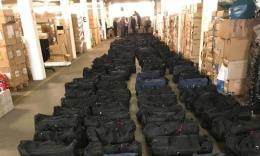 Iran thu giữ 8,8 tấn ma túy trên đường vận chuyển tới châu Âu