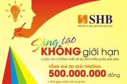 SHB tổ chức cuộc thi ý tưởng thiết kế bộ ẩn phẩm Xuân 2020