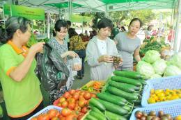 Cơ hội cho nhà cung ứng và đơn vị thu mua hợp tác tiêu thụ sản phẩm