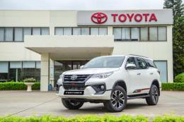"""Toyota tiếp tục là nhà tài trợ Vàng Giải Golf """"Vì tài năng trẻ Việt Nam 2019"""""""