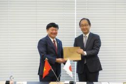 Hưng Yên mời gọi các nhà đầu tư Nhật Bản