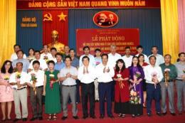 Hà Giang: Xây dựng nhà cho cựu chiến binh nghèo và người có hoàn cảnh khó khăn