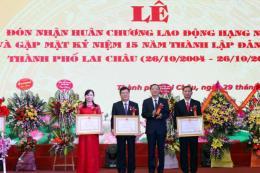 Thành phố Lai Châu: Thu nhập bình quân đầu người tăng 11 lần