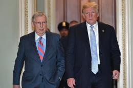 Lãnh đạo phe đa số Thượng viện lên tiếng về việc luận tội Tổng thống Trump