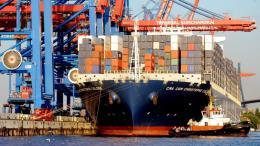 Xuất khẩu của Đức sẽ mất 30 tỷ euro do căng thẳng Mỹ-Trung