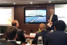 ADB, JICA tài trợ Nhà máy điện mặt trời nổi quy mô lớn đầu tiên tại Việt Nam