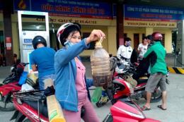 Làm rõ việc xăng đổi màu, đóng cặn ở một cây xăng tại tinh Quảng Bình