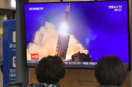 Mỹ hối thúc Triều Tiên kiềm chế sau vụ phóng tên lửa