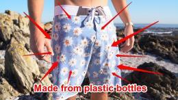 Ra mắt sản phẩm thời trang làm từ chai nhựa phế thải
