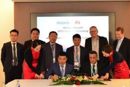 Maxis và Huawei hợp tác cung cấp dịch vụ 5G tại Malaysia